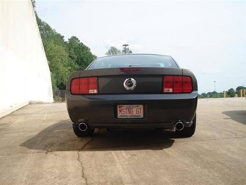 2007 Ford Mustang - Ross Smith's 2007 Ford Mustang
