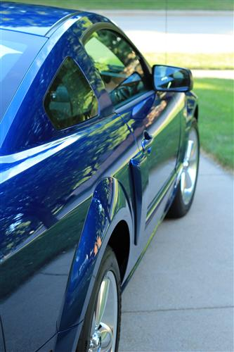 2007 Ford  Mustang GT/CS - Rusty  Daniels' 2007 Ford  Mustang GT/CS