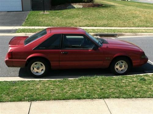 Ryan Hartley's 1992 Ford Mustang LX