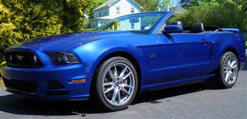 Ryan McCallum's 2013 Ford Mustang GT