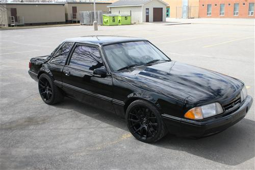 Ryan Merrill's 1993 Ford Mustang