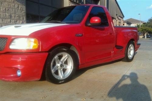 2000 Ford Lightning - Ryan Wood's 2000 Ford Lightning