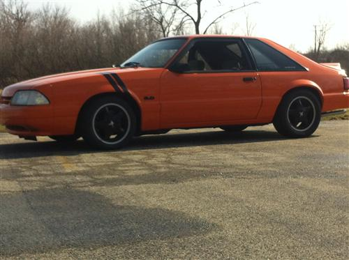 Sal Bionda's 1988 Ford Mustang lx 5.0