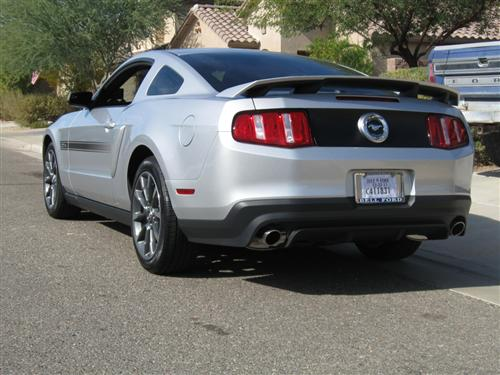 Scott  Madsen's 2012 Ford Mustang GT/CS