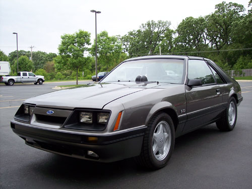 Scott Leise's 1986 Ford Mustang GT