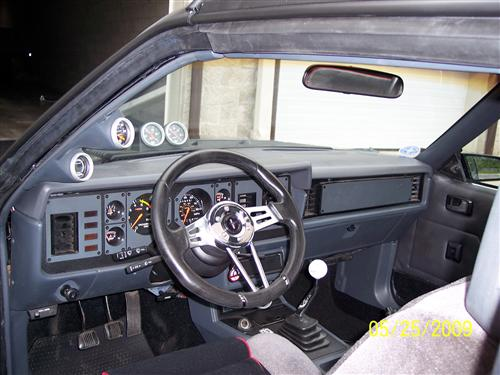 Scott Leise's 1986 Ford Mustang