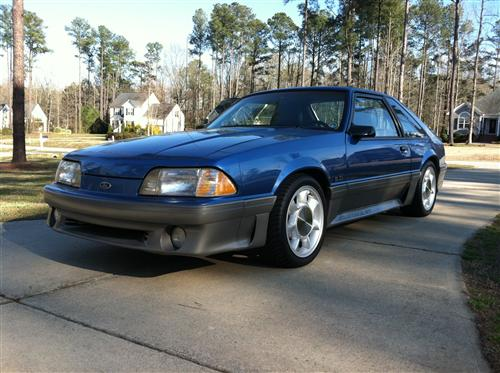 1988 Ford Mustang GT - Scott Wilkins' 1988 Ford Mustang GT