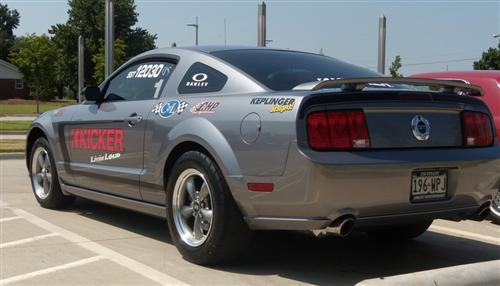 SD Wheeler's 2007 Ford Mustang GT