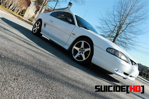 Sean Borrelli's 1996 Ford Mustang