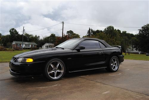 Sean Cochrane's 1996 Ford Mustang GT