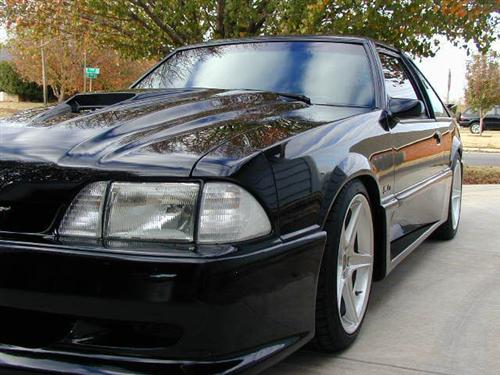 Sean Harris' 1991 Ford Mustang GT