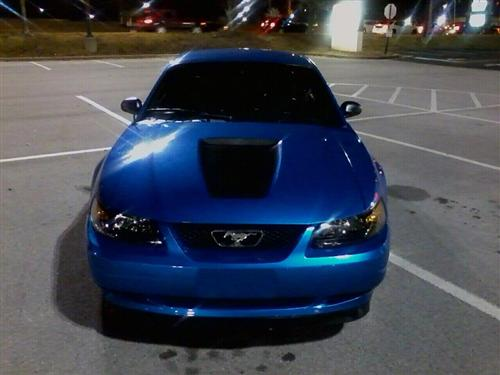 Sean Mayfield's 2000 Ford Mustang GT