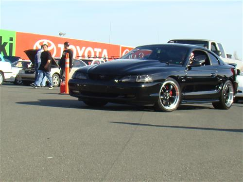 Sergio G's 1998 Mustang  GT