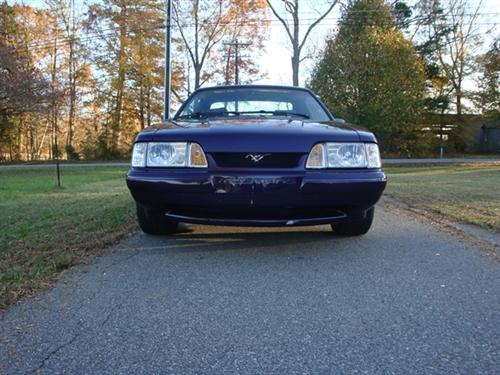 Shane Underwood's 1989 Ford Mustang LX 5.0