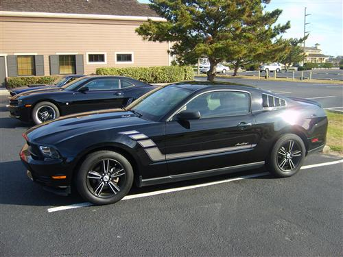 Shawn  Shanholtzer's 2010 Ford Mustang