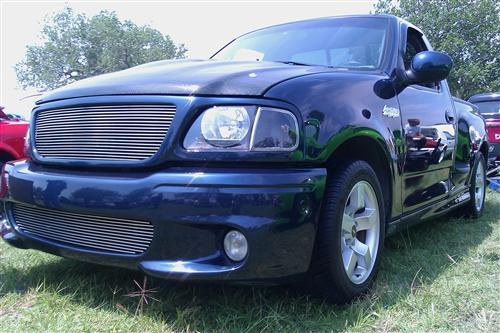 Shawn Silvers' 2002 Ford F-150 Lightning