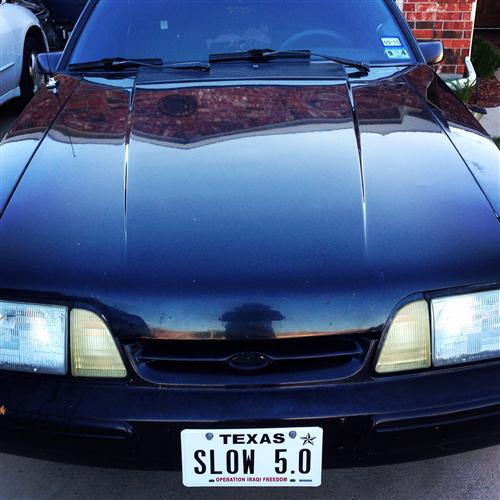 Stan Mount's 1989 Ford Mustang Lx