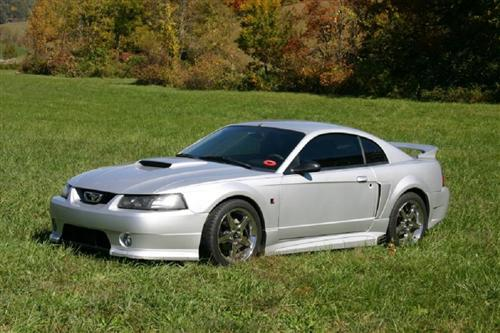Stella Galyean's 2001 Ford  mustang Roush