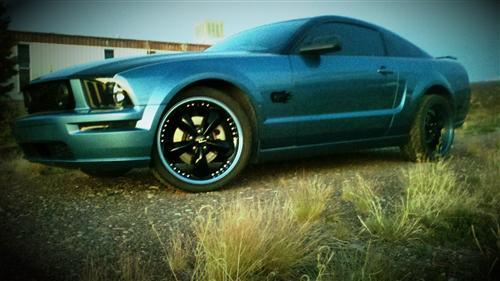 stephan stotts' 2005 ford mustang gt