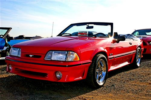 Stephen Garza's 1991 Ford Mustang GT