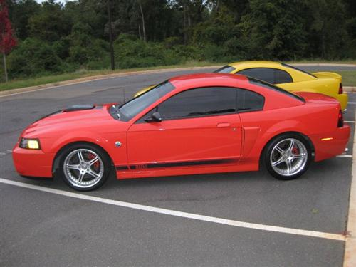 Stephen Marks' 2004  Mustang Mach 1