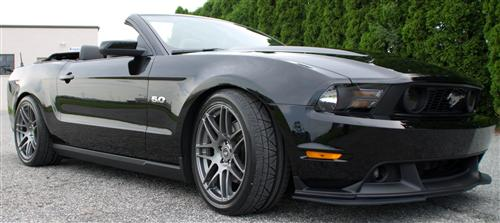 Stormy Carr's 2011 Ford Mustang GT