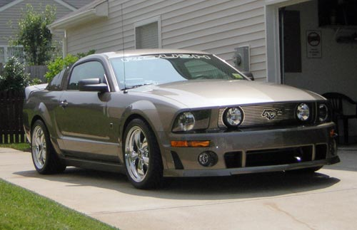 Thomas  Bless' 2005 Roucsh Mustang