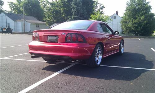 1996 ford mustang gt - tim johnson's 1996 ford mustang gt