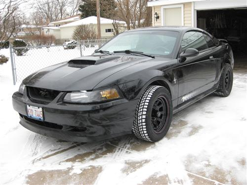 Todd Gomberg's 2003 Ford Mustang