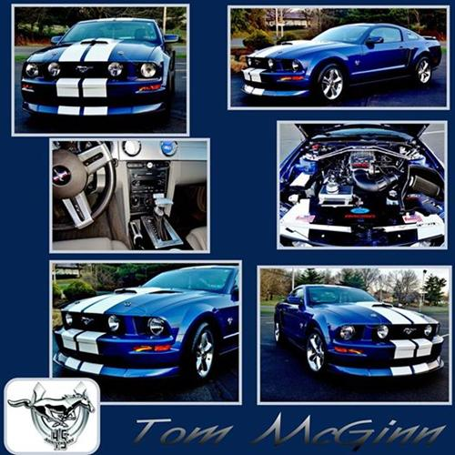 Tom McGinn's 2009 Ford Mustang GT