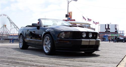 Tom Trez's 2006 Ford Mustang GT