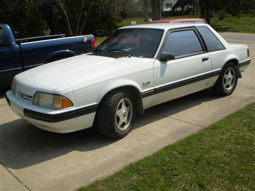 Tyler  Deal's 1990 Ford Mustang LX