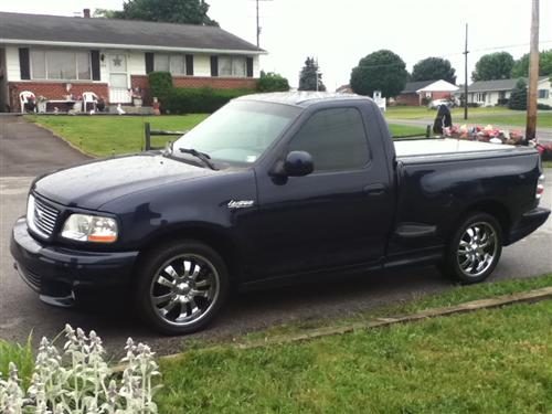 tyler piper's 2002 ford lightning