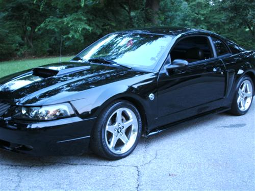 valerie flack's 2004 ford mustang Gt