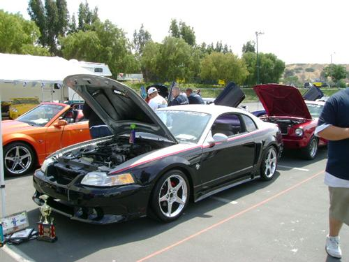 Victor  Solorzano's 1999 Ford Mustang