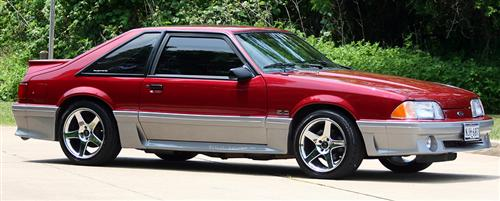 Wade Farge's 1993 Ford Mustang GT