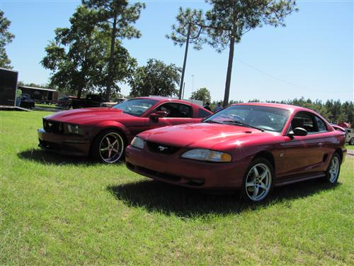 Warren Smith's 1994 Ford Mustang GT