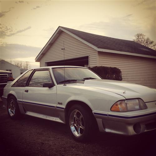 Zach Bettis' 1991 Ford  Mustang GT