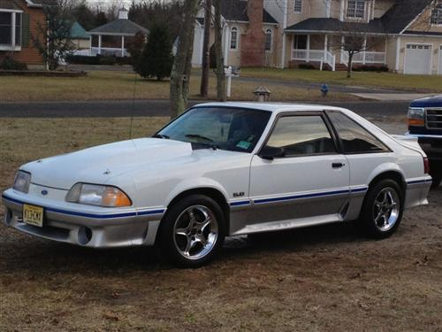 1991 Ford  Mustang GT - Zach Bettis' 1991 Ford  Mustang GT